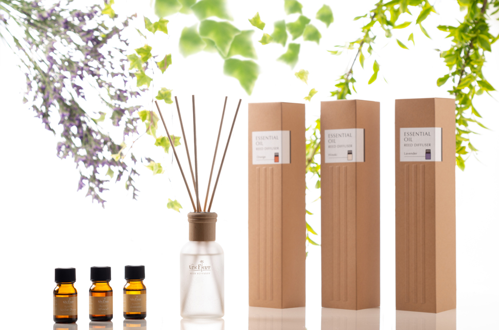 ESSENTIAL OIL REED DIFFUSER
